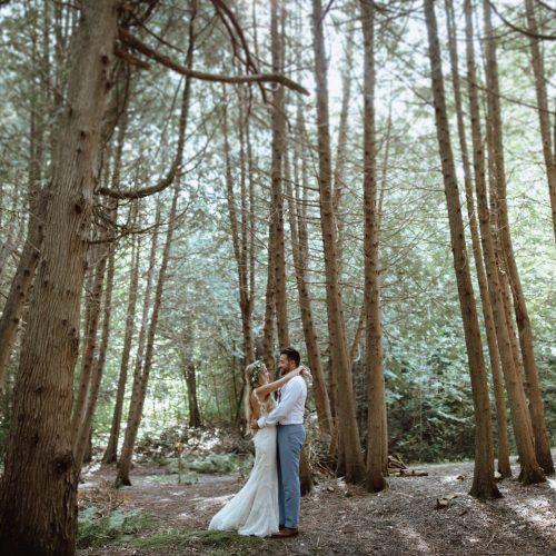 Cedar Grove Wedding Photo