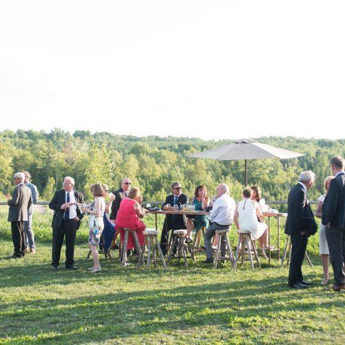 south pond ceremony space